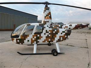 Robinson R44 Raven II Helicopter For Sale