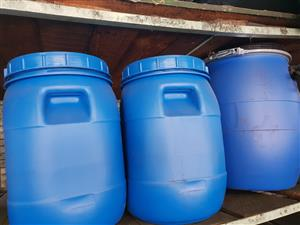 Plastic Drums for Sale (new)