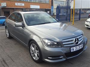 2013 Mercedes Benz C Class C200CDI estate Avantgarde