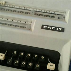Facit calculator