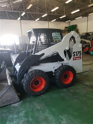 Bobcat S175 Skidsteer loader for sale