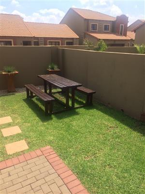 2 Bedroom Freestanding Town House to Let in 1 of the finer complexes in Eco Park Highveld Centurion