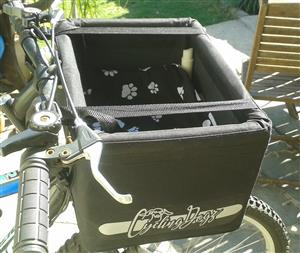Dog Baskets for bicycles