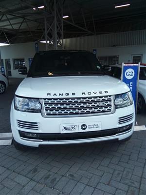 2014 Land Rover Range Rover RANGE ROVER 4.4 SD V8 VOGUE SE