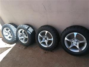 Tyres & Rims for sale