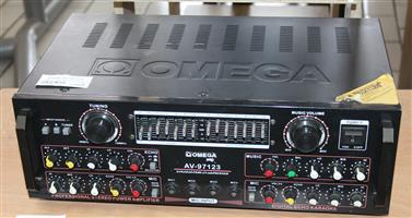 Omega amplifier no remote S032238A #Rosettenvillepawnshop
