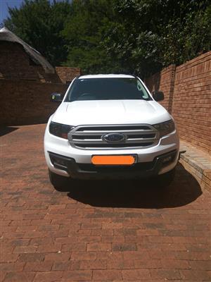 2018 Ford Everest 2.2 XLT