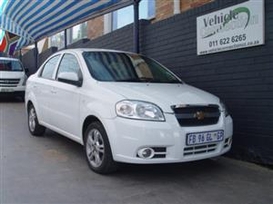 2014 Chevrolet Aveo hatch 1.6 LS auto