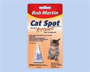 Kitten Spot Bob Martin - 0.7Ml
