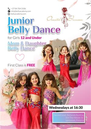 Junior Belly Dance Classes