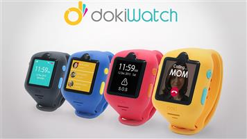 Dokiwatch S Smart watch for kids with GPS Tracker