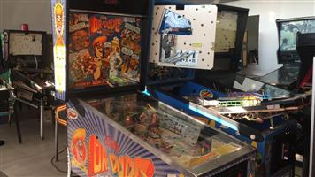 Dr Dude Pinball Machine for Sale