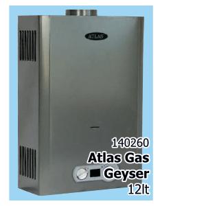 GEYSER : Atlas Gas 16 Lt