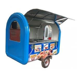 Food Trailer Assembled. We deliver anywhere.