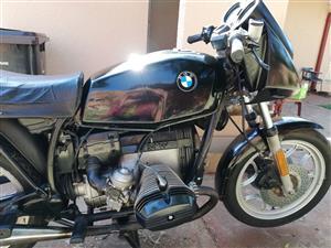 1984 BMW R65 classic airhead