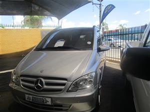 2008 Mercedes Benz Viano CDI 2.2 Trend