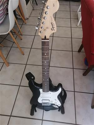 Squire Affinity HSS stratocaster