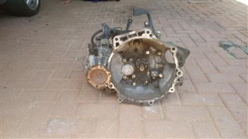 VW Golf 4 GTi Cable shift Gearbox 02J