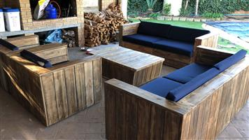Revamp your Home or Business with our Stunning Range of Pallet Furniture