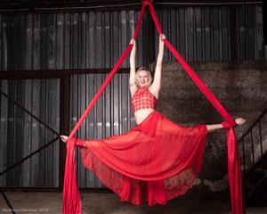 Aerial Cirque Dance classes