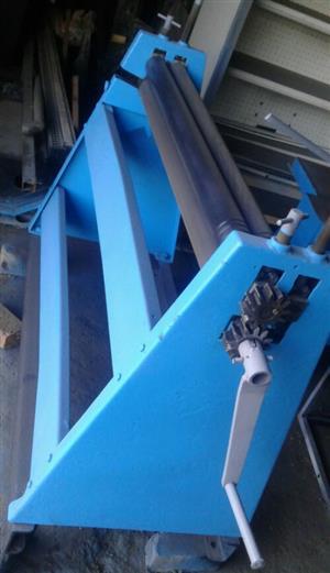 Plate roller machine 1.2M