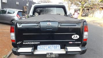 2006 Nissan NP300 Hardbody 2.4 double cab 4x4