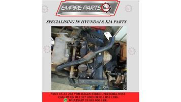 Hyundai H100 Complete Gasket Set and Pistons | Junk Mail
