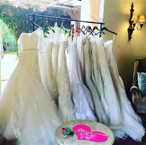 Bridal Stock Sold
