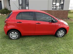 2008 Toyota Yaris 1.0 5 door T1 (aircon+CD)