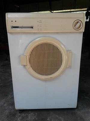 Defy 5kg Tumble Dryer for Sale