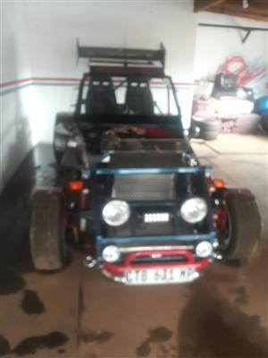racing car built on jeep chassis with 1jz turbo engine street legal