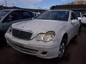 2002 Mercedes-Benz W203 C200 - Stripping for Spares