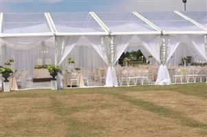 Glass Tent Hire
