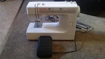 Janome craftmaster sewing machine