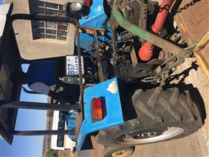 Tractor 🚜 with slasher for hire