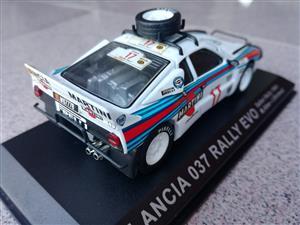 Lancia Rare Collectable