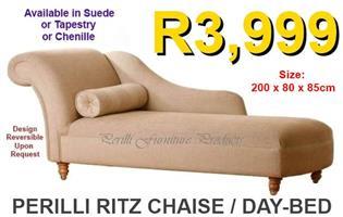 PERILLI RITZ Chaise / Day-Bed