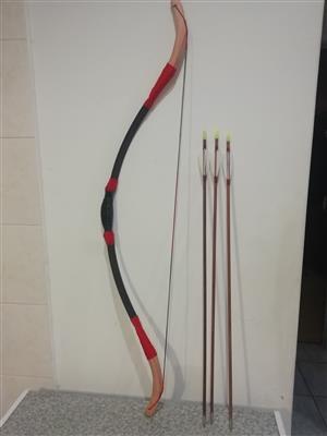 Turkish Sipahi style bow (horse bow)