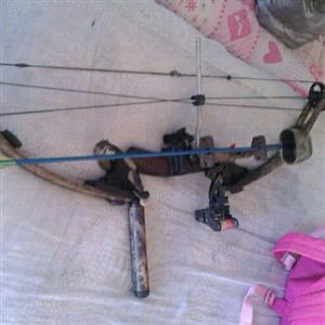 "28 "" compound bow"