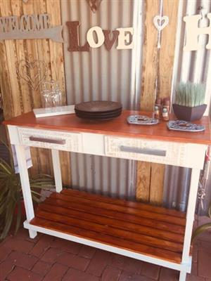 Kitchen/Braai Table