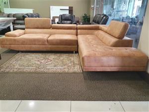 Mildura Corner lounge suite for sale WAS R 18195 NOW R 12995