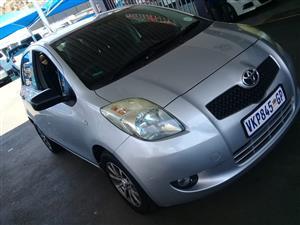 2007 Toyota Yaris 1.3 T3+ 5 door