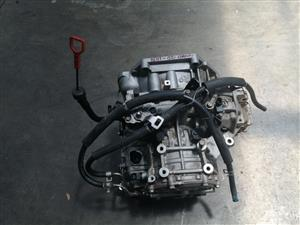 Hyundai Grand i10 Automatic Gearbox