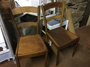 Hey Judes for GLOBE chairs!  Fantastic 1920 chairs each