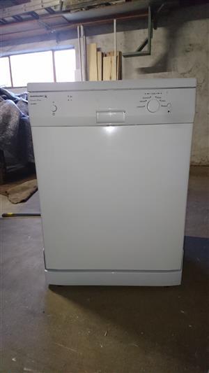 2 x Dishwasher available