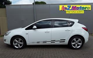 2011 Opel Astra hatch 1.4T Enjoy