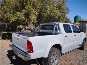 2009 Toyota Hilux double cab HILUX 3.0D 4D HERITAGE R/B A/T P/U D/C