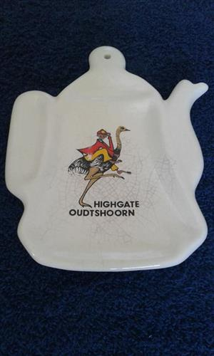 White teabag holder for sale