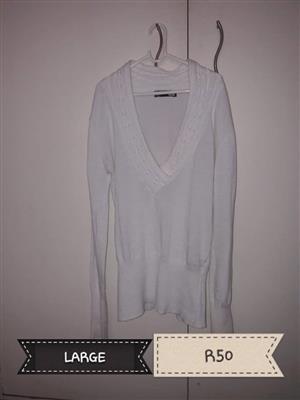 Large long sleeve pajama top