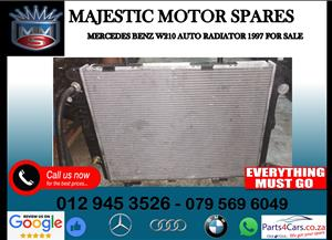 Mercedes benz W210 radiator for sale